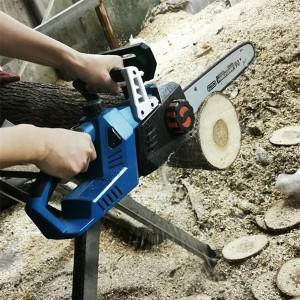 New !2x20V Brushless motor Chain saw