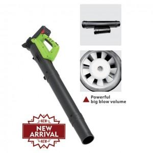 18V cordless blower big blow volume