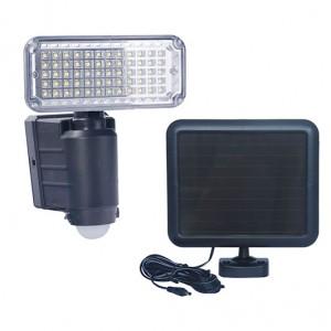 Solar Motion Sensor LED Flood light 60LED
